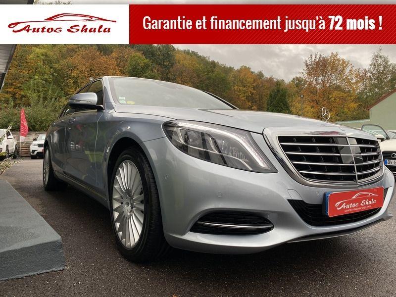 Photo 8 de l'offre de MERCEDES-BENZ S 350 D EXECUTIVE L 4MATIC 7G-TRONIC PLUS à 39970€ chez Autos Shala
