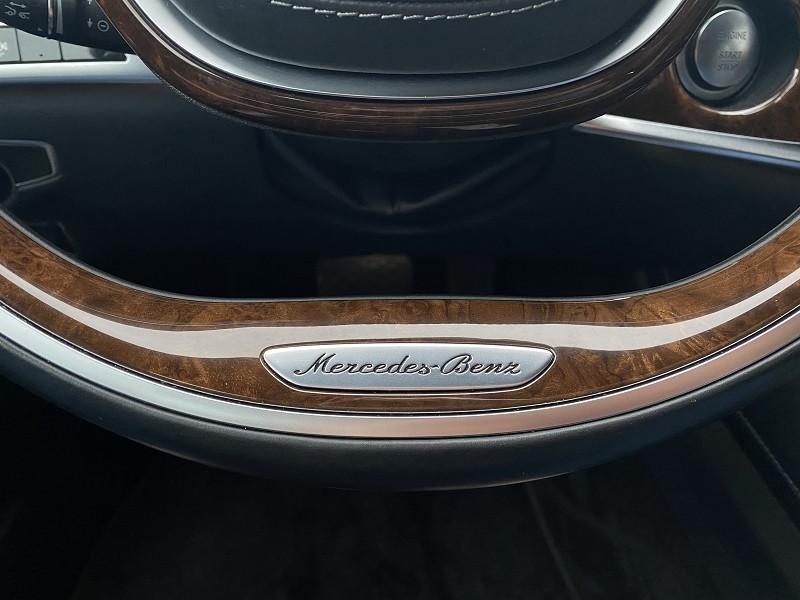 Photo 17 de l'offre de MERCEDES-BENZ S 350 D EXECUTIVE L 4MATIC 7G-TRONIC PLUS à 39970€ chez Autos Shala