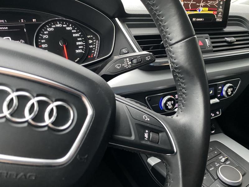 Photo 13 de l'offre de AUDI Q5 2.0 TDI 190CH BUSINESS EXECUTIVE QUATTRO S TRONIC 7 à 33970€ chez Autos Shala