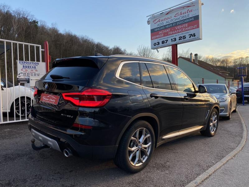 Photo 2 de l'offre de BMW X3 (G01) XDRIVE20DA 190CH XLINE EURO6C à 44970€ chez Autos Shala