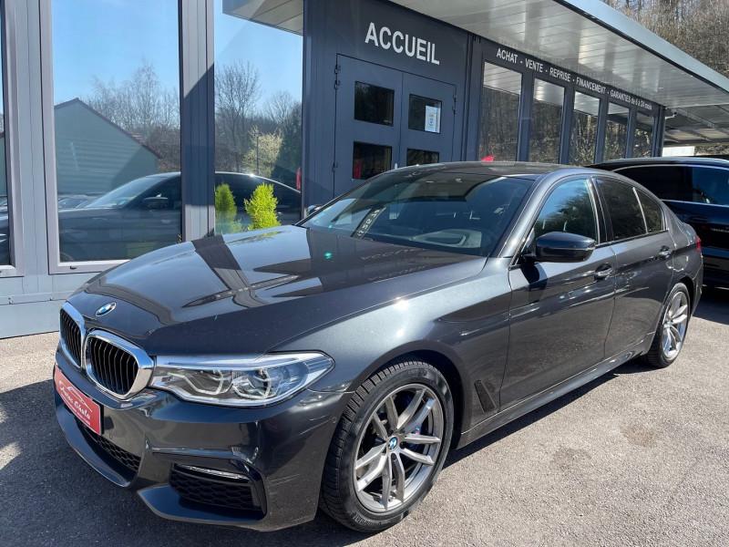 Photo 7 de l'offre de BMW SERIE 5 (G30) 530DA XDRIVE 265CH M SPORT STEPTRONIC à 42990€ chez Autos Shala