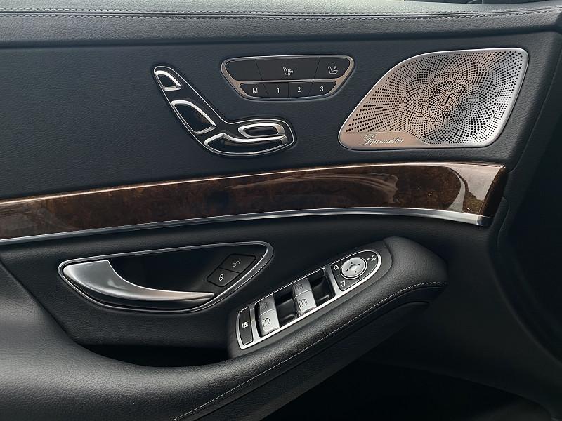 Photo 28 de l'offre de MERCEDES-BENZ S 350 D EXECUTIVE L 4MATIC 7G-TRONIC PLUS à 39970€ chez Autos Shala