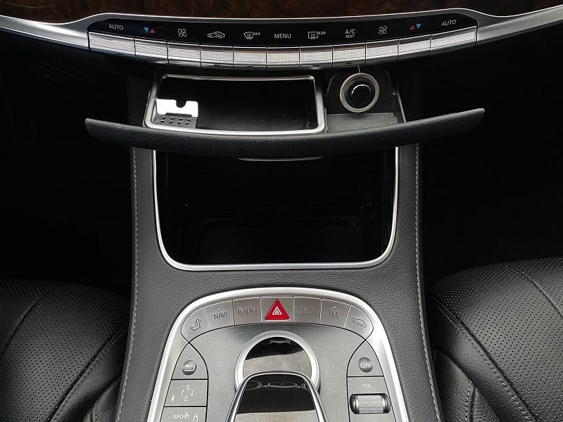 Photo 26 de l'offre de MERCEDES-BENZ S 350 D EXECUTIVE L 4MATIC 7G-TRONIC PLUS à 39970€ chez Autos Shala