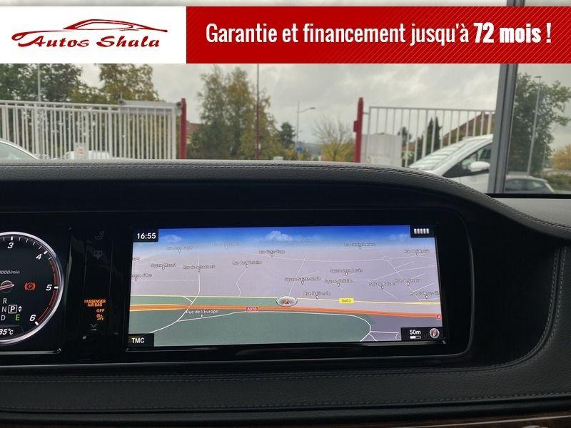 Photo 20 de l'offre de MERCEDES-BENZ S 350 D EXECUTIVE L 4MATIC 7G-TRONIC PLUS à 39970€ chez Autos Shala