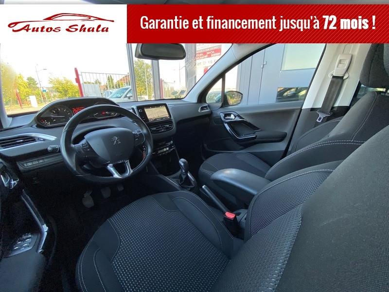 Photo 9 de l'offre de PEUGEOT 208 1.6 BLUEHDI 100CH ALLURE 5P à 11970€ chez Autos Shala
