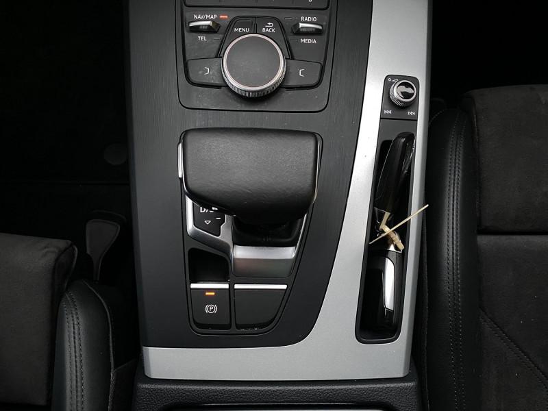 Photo 19 de l'offre de AUDI Q5 2.0 TDI 190CH BUSINESS EXECUTIVE QUATTRO S TRONIC 7 à 33970€ chez Autos Shala