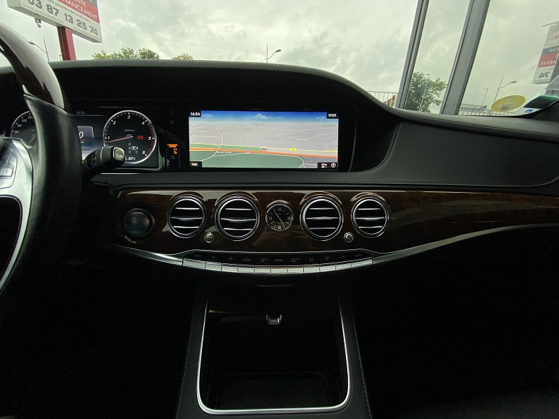 Photo 19 de l'offre de MERCEDES-BENZ S 350 D EXECUTIVE L 4MATIC 7G-TRONIC PLUS à 39970€ chez Autos Shala