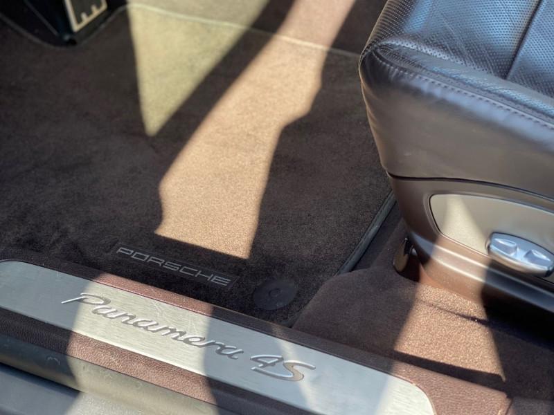 Photo 7 de l'offre de PORSCHE PANAMERA (970) 4S PDK à 59970€ chez Autos Shala