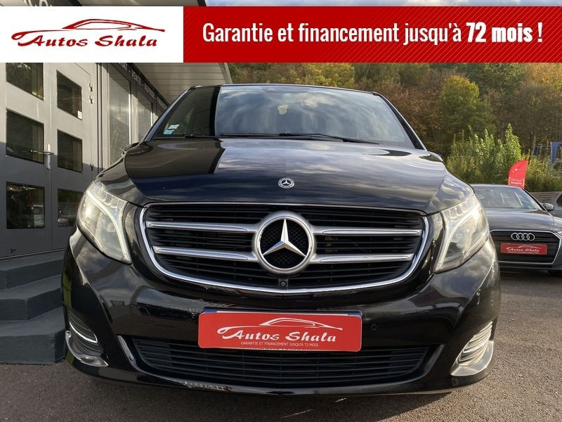Photo 7 de l'offre de MERCEDES-BENZ CLASSE V 250 D EXTRA-LONG 4MATIC 7G-TRONIC PLUS à 47980€ chez Autos Shala
