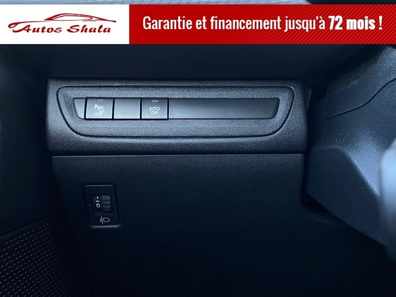 Photo 13 de l'offre de PEUGEOT 208 1.6 BLUEHDI 100CH ALLURE 5P à 11970€ chez Autos Shala