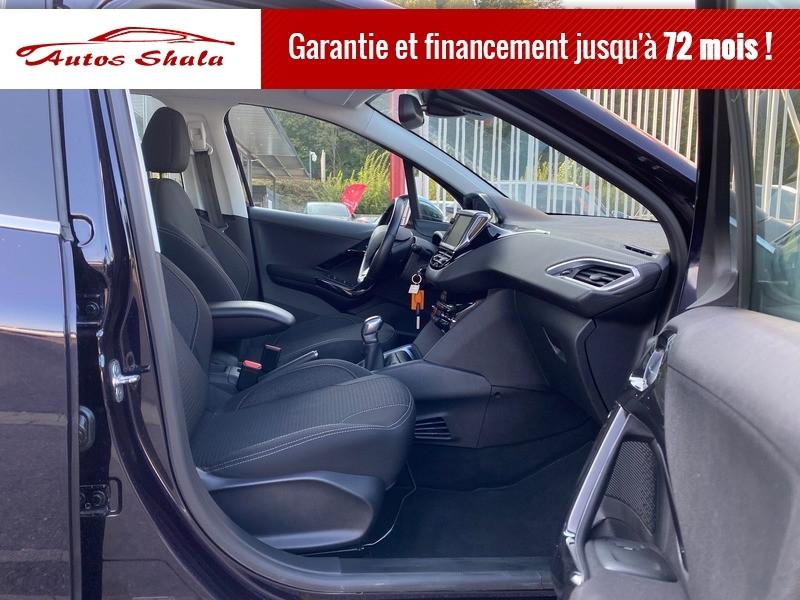 Photo 5 de l'offre de PEUGEOT 208 1.6 BLUEHDI 100CH ALLURE 5P à 11970€ chez Autos Shala
