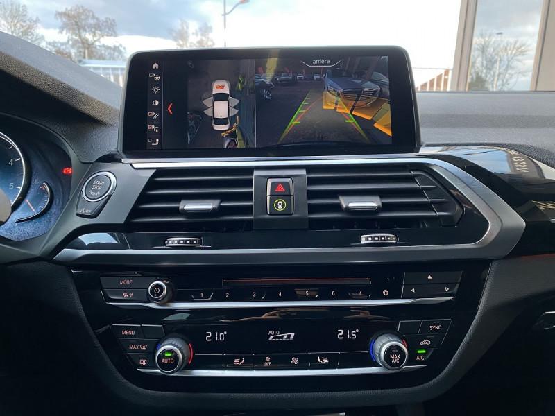 Photo 14 de l'offre de BMW X3 (G01) XDRIVE20DA 190CH XLINE EURO6C à 44970€ chez Autos Shala