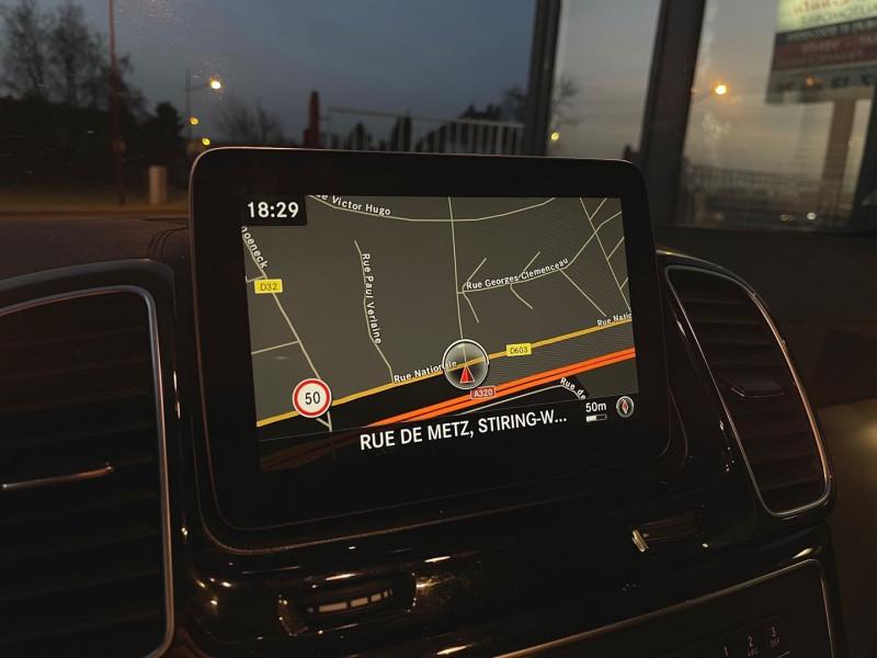 Photo 12 de l'offre de MERCEDES-BENZ GLE COUPE (C292) 350 D 258CH 4MATIC 9G-TRONIC à 43970€ chez Autos Shala