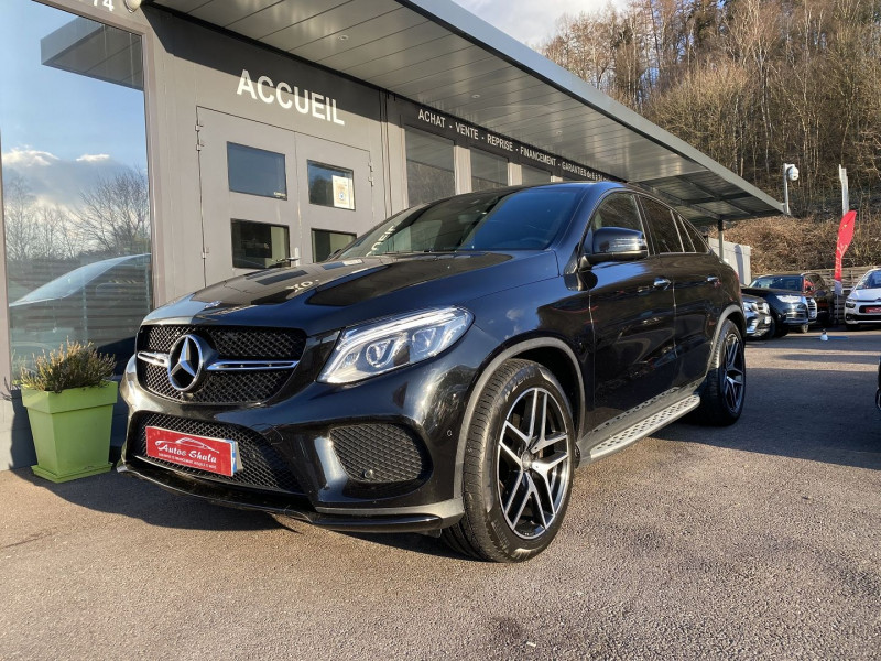 Photo 6 de l'offre de MERCEDES-BENZ GLE COUPE (C292) 350 D 258CH FASCINATION 4MATIC 9G-TRONIC à 47980€ chez Autos Shala
