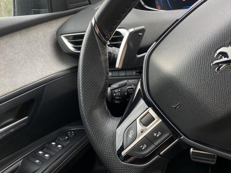 Photo 12 de l'offre de PEUGEOT 3008 2.0 BLUEHDI 180CH S&S GT EAT8 à 24970€ chez Autos Shala