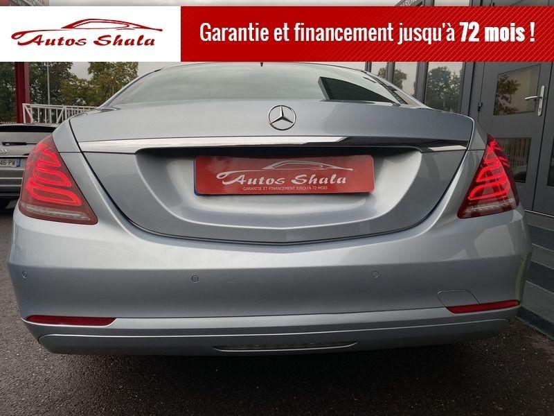Photo 38 de l'offre de MERCEDES-BENZ S 350 D EXECUTIVE L 4MATIC 7G-TRONIC PLUS à 39970€ chez Autos Shala