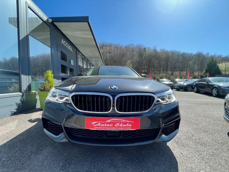 Photo 8 de l'offre de BMW SERIE 5 (G30) 530DA XDRIVE 265CH M SPORT STEPTRONIC à 42990€ chez Autos Shala