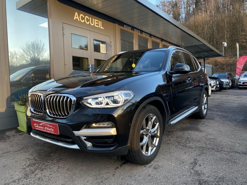 Photo 6 de l'offre de BMW X3 (G01) XDRIVE20DA 190CH XLINE EURO6C à 44970€ chez Autos Shala