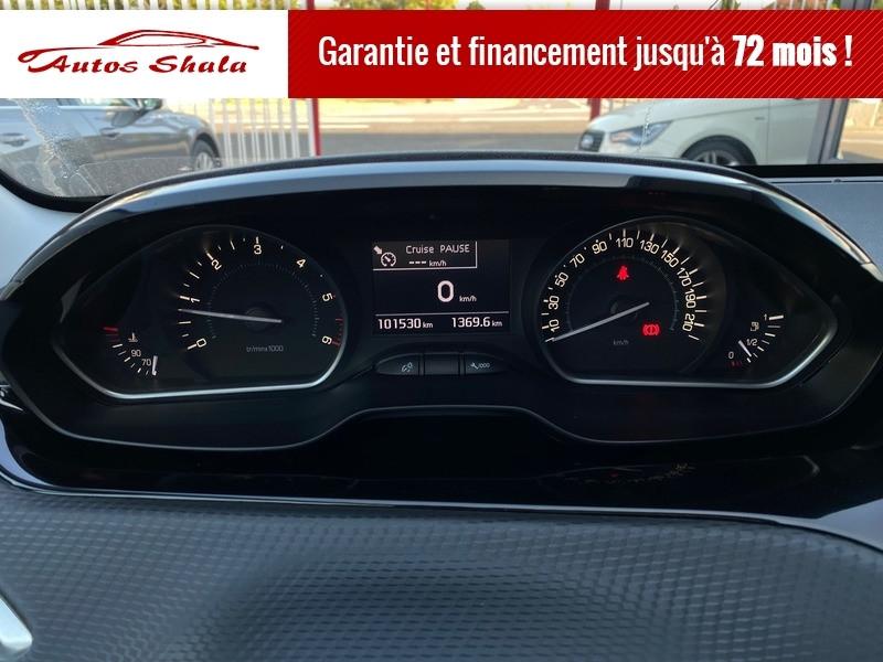 Photo 12 de l'offre de PEUGEOT 208 1.6 BLUEHDI 100CH ALLURE 5P à 11970€ chez Autos Shala