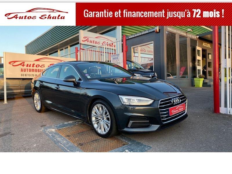 Audi A5 SPORTBACK 2.0 TFSI 190CH DESIGN LUXE Essence GRIS C Occasion à vendre