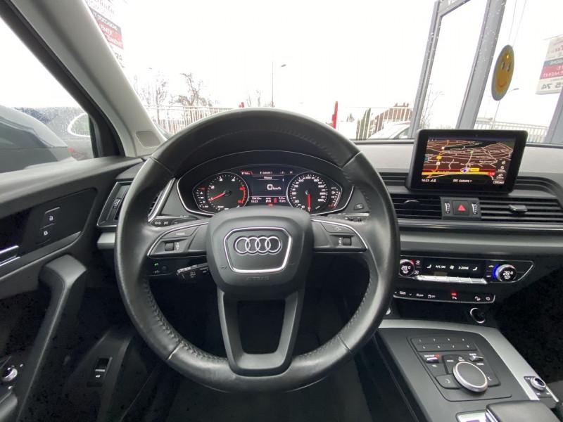 Photo 11 de l'offre de AUDI Q5 2.0 TDI 190CH BUSINESS EXECUTIVE QUATTRO S TRONIC 7 à 33970€ chez Autos Shala