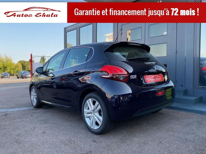 Photo 20 de l'offre de PEUGEOT 208 1.6 BLUEHDI 100CH ALLURE 5P à 11970€ chez Autos Shala