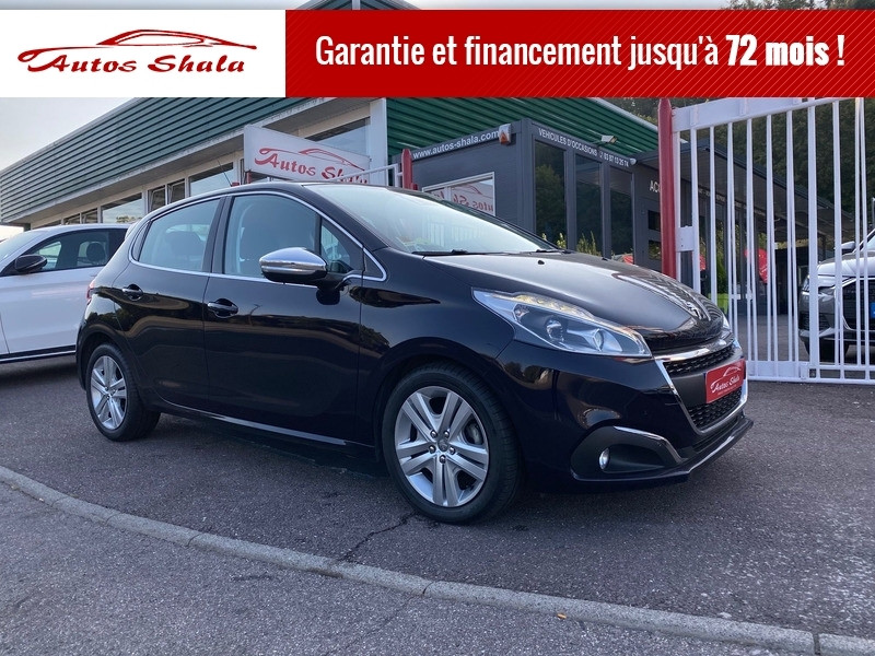 Photo 1 de l'offre de PEUGEOT 208 1.6 BLUEHDI 100CH ALLURE 5P à 11970€ chez Autos Shala