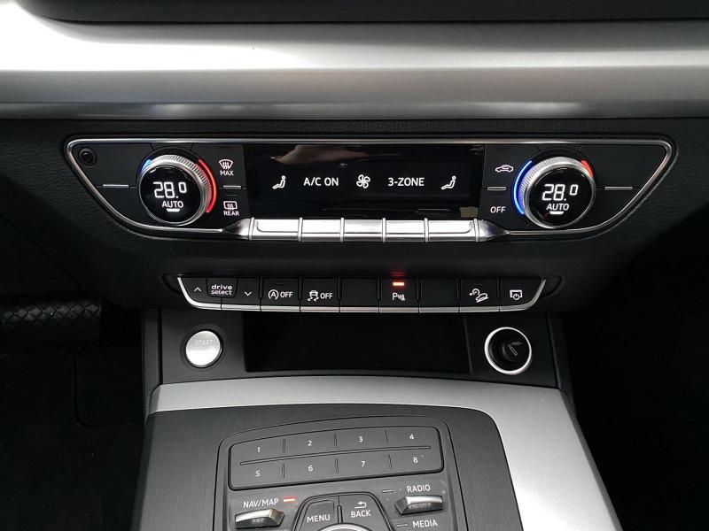 Photo 16 de l'offre de AUDI Q5 2.0 TDI 190CH BUSINESS EXECUTIVE QUATTRO S TRONIC 7 à 33970€ chez Autos Shala