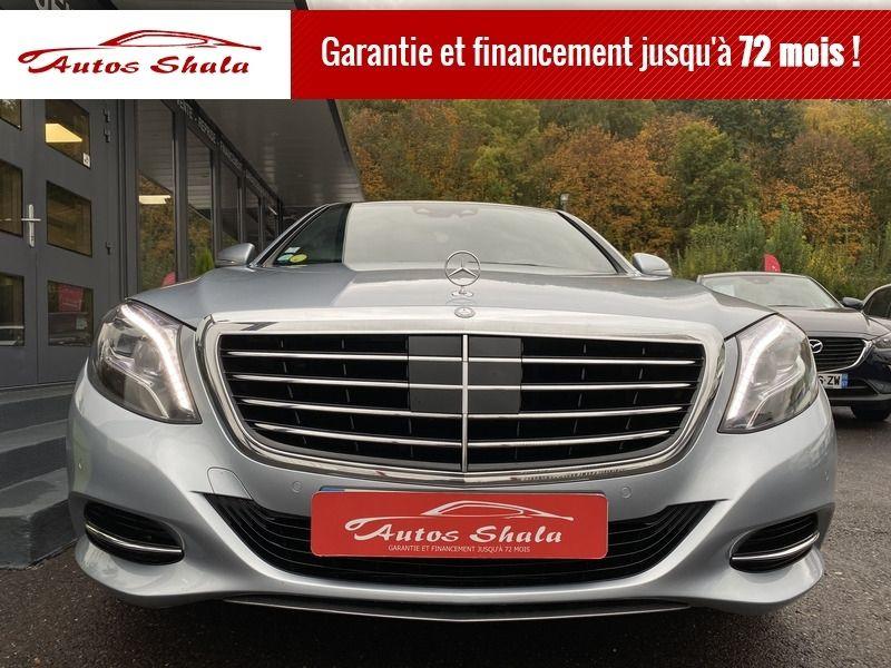 Photo 7 de l'offre de MERCEDES-BENZ S 350 D EXECUTIVE L 4MATIC 7G-TRONIC PLUS à 39970€ chez Autos Shala