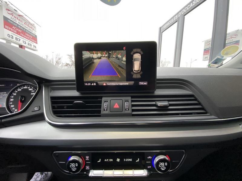 Photo 31 de l'offre de AUDI Q5 2.0 TDI 190CH BUSINESS EXECUTIVE QUATTRO S TRONIC 7 à 33970€ chez Autos Shala