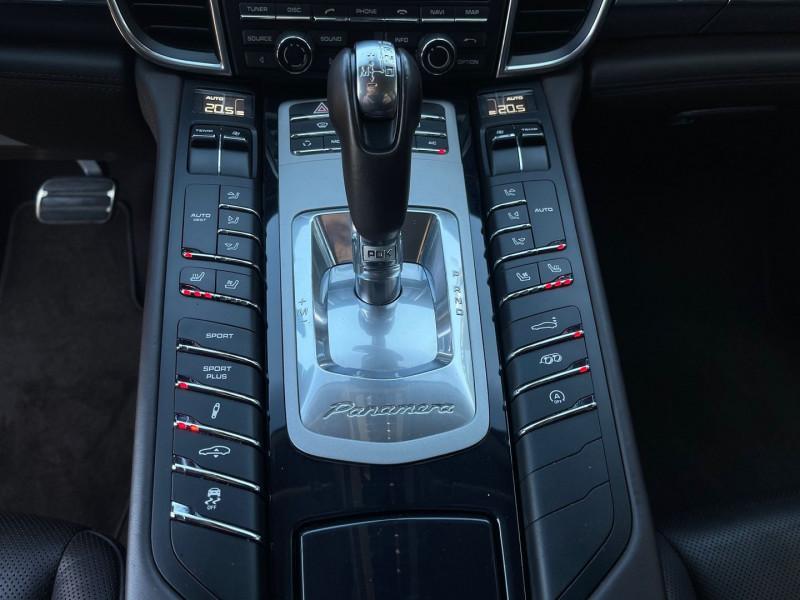 Photo 18 de l'offre de PORSCHE PANAMERA (970) 4S PDK à 59970€ chez Autos Shala