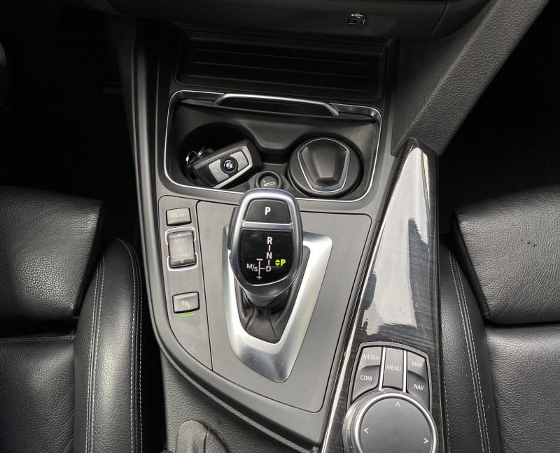 Photo 21 de l'offre de BMW SERIE 4 CABRIOLET (F33) 430DA 258CH LUXURY à 35970€ chez Autos Shala