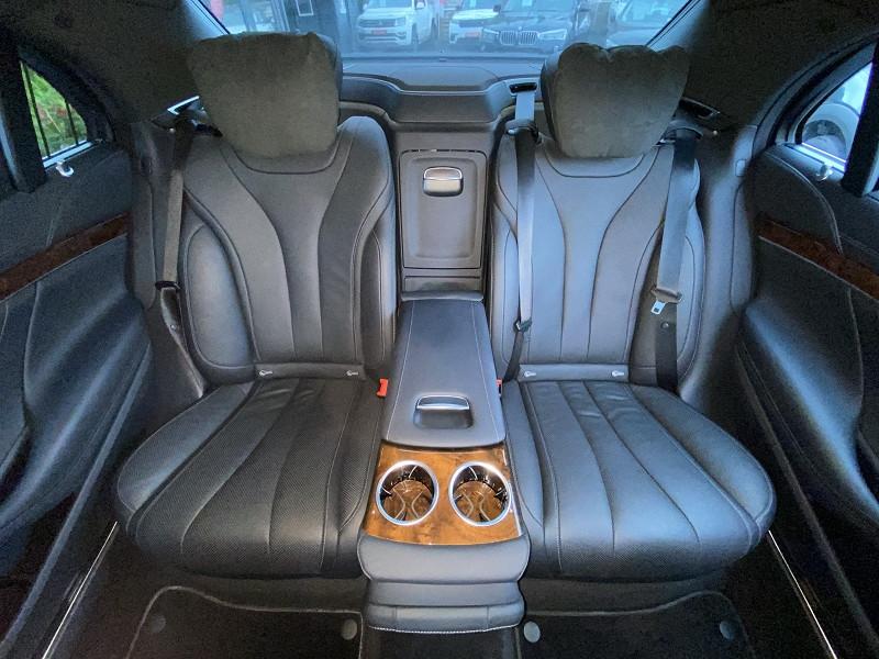 Photo 12 de l'offre de MERCEDES-BENZ S 350 D EXECUTIVE L 4MATIC 7G-TRONIC PLUS à 39970€ chez Autos Shala
