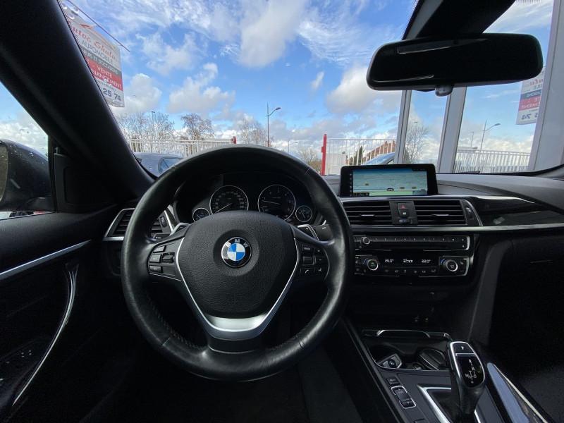 Photo 15 de l'offre de BMW SERIE 4 CABRIOLET (F33) 430DA 258CH LUXURY à 35970€ chez Autos Shala
