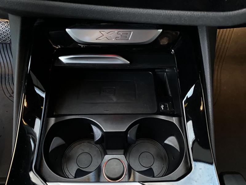 Photo 19 de l'offre de BMW X3 (G01) XDRIVE20DA 190CH XLINE EURO6C à 44970€ chez Autos Shala