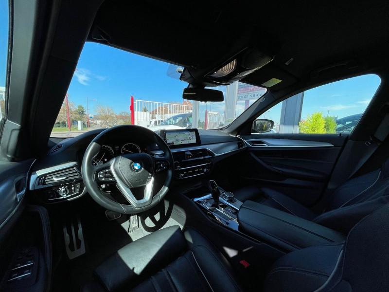 Photo 10 de l'offre de BMW SERIE 5 (G30) 530DA XDRIVE 265CH M SPORT STEPTRONIC à 42990€ chez Autos Shala