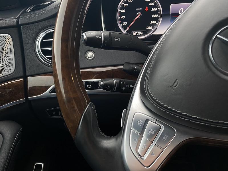 Photo 15 de l'offre de MERCEDES-BENZ S 350 D EXECUTIVE L 4MATIC 7G-TRONIC PLUS à 39970€ chez Autos Shala