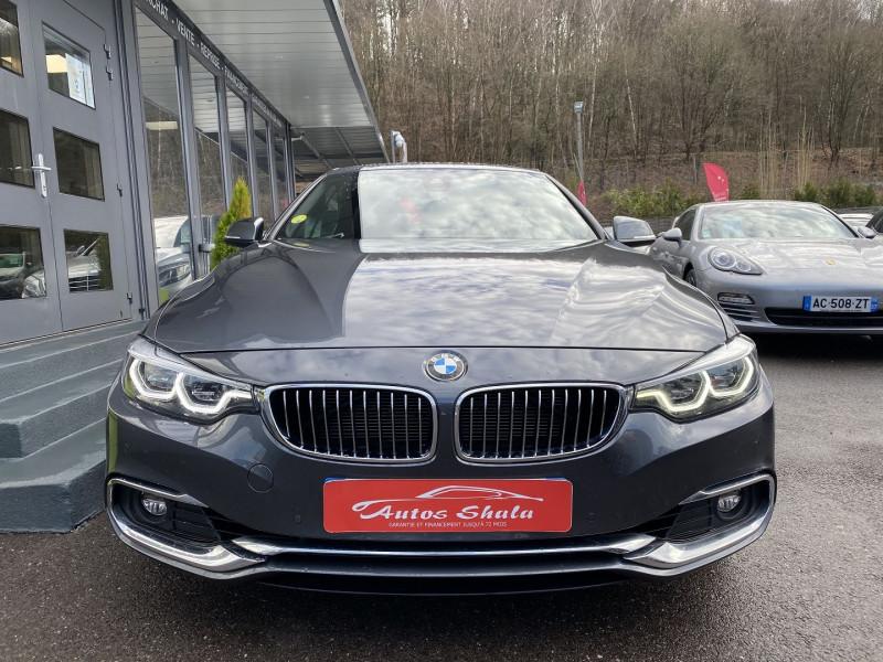 Photo 10 de l'offre de BMW SERIE 4 CABRIOLET (F33) 430DA 258CH LUXURY à 35970€ chez Autos Shala