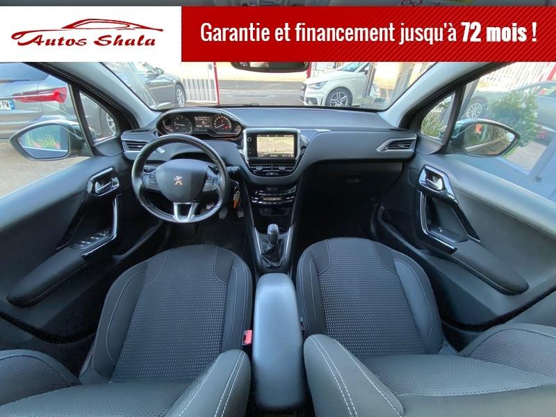 Photo 3 de l'offre de PEUGEOT 208 1.6 BLUEHDI 100CH ALLURE 5P à 11970€ chez Autos Shala