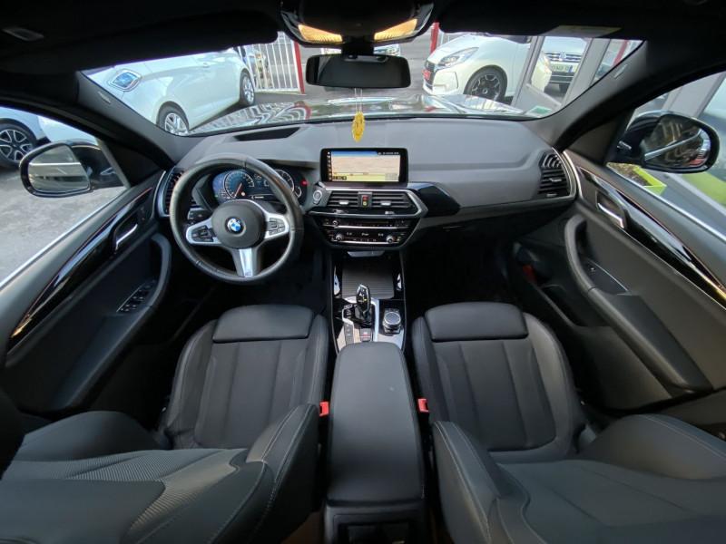 Photo 3 de l'offre de BMW X3 (G01) XDRIVE20DA 190CH XLINE EURO6C à 44970€ chez Autos Shala