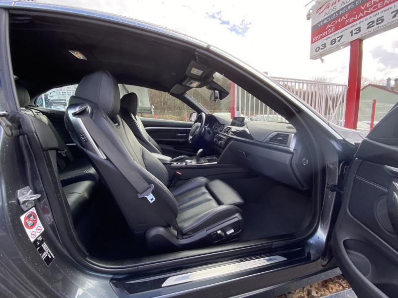 Photo 4 de l'offre de BMW SERIE 4 CABRIOLET (F33) 430DA 258CH LUXURY à 35970€ chez Autos Shala