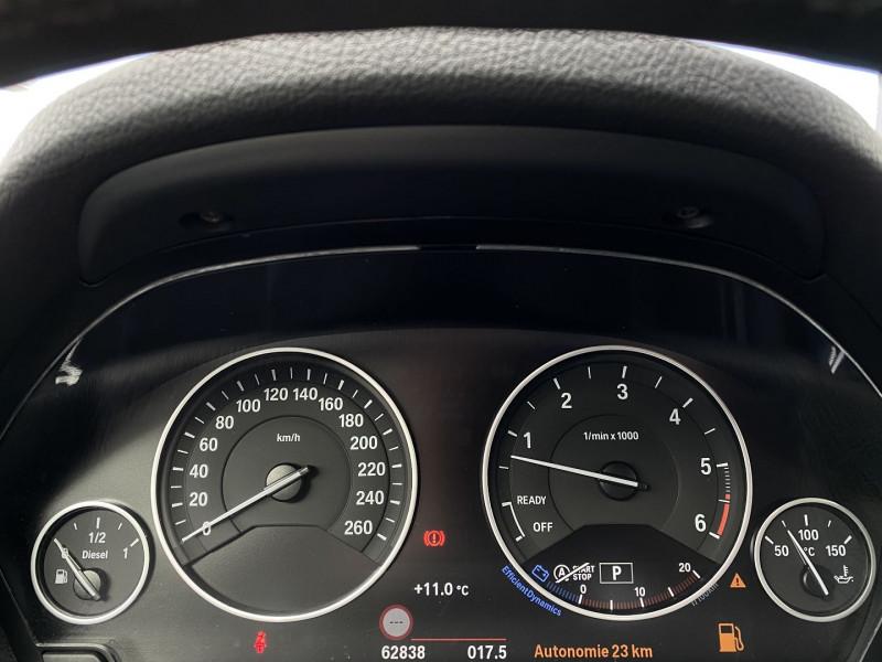 Photo 18 de l'offre de BMW SERIE 4 CABRIOLET (F33) 430DA 258CH LUXURY à 35970€ chez Autos Shala
