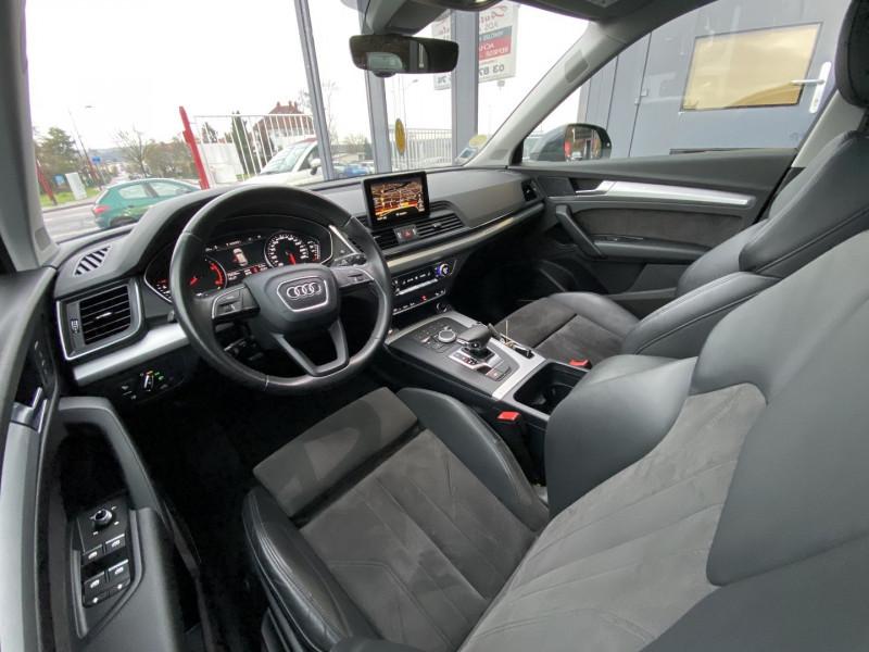 Photo 27 de l'offre de AUDI Q5 2.0 TDI 190CH BUSINESS EXECUTIVE QUATTRO S TRONIC 7 à 33970€ chez Autos Shala