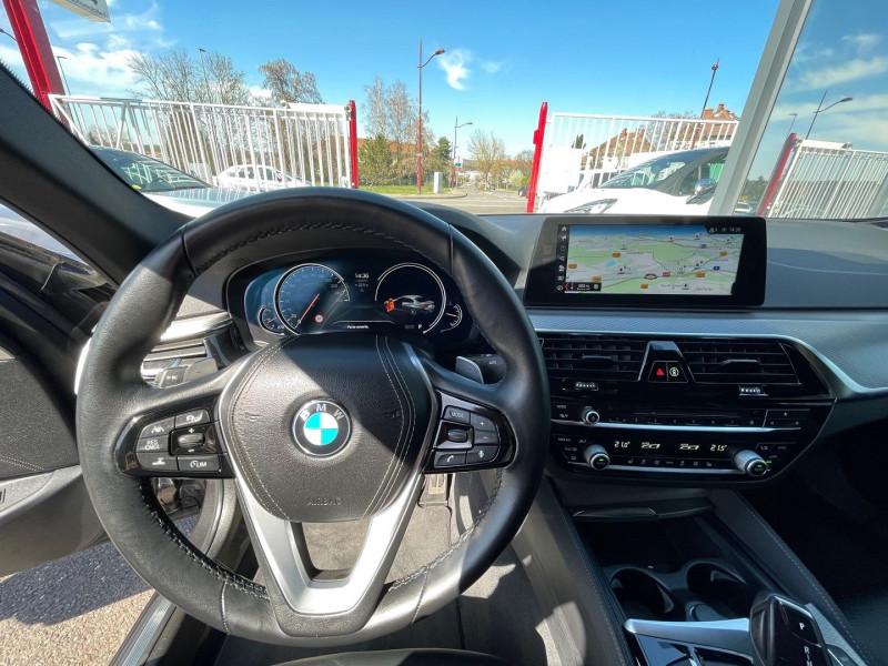 Photo 12 de l'offre de BMW SERIE 5 (G30) 530DA XDRIVE 265CH M SPORT STEPTRONIC à 42990€ chez Autos Shala
