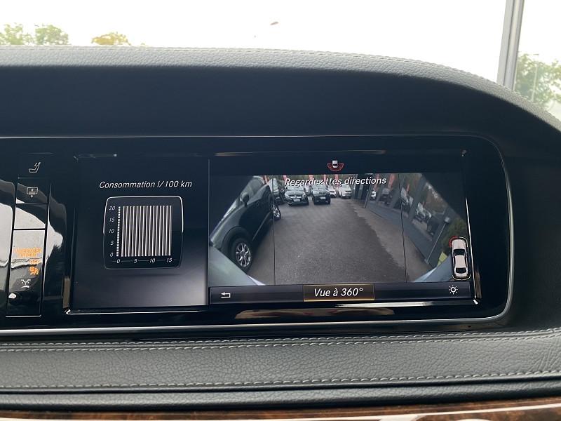 Photo 24 de l'offre de MERCEDES-BENZ S 350 D EXECUTIVE L 4MATIC 7G-TRONIC PLUS à 39970€ chez Autos Shala