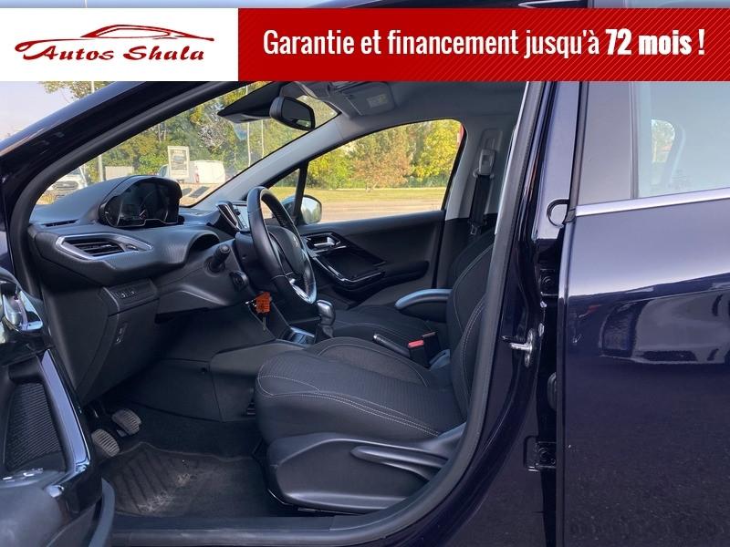 Photo 4 de l'offre de PEUGEOT 208 1.6 BLUEHDI 100CH ALLURE 5P à 11970€ chez Autos Shala