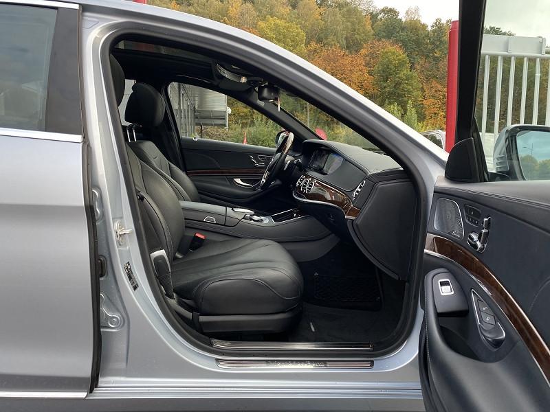 Photo 4 de l'offre de MERCEDES-BENZ S 350 D EXECUTIVE L 4MATIC 7G-TRONIC PLUS à 39970€ chez Autos Shala