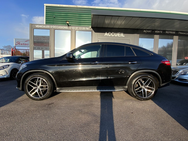 Photo 9 de l'offre de MERCEDES-BENZ GLE COUPE (C292) 350 D 258CH FASCINATION 4MATIC 9G-TRONIC à 47980€ chez Autos Shala