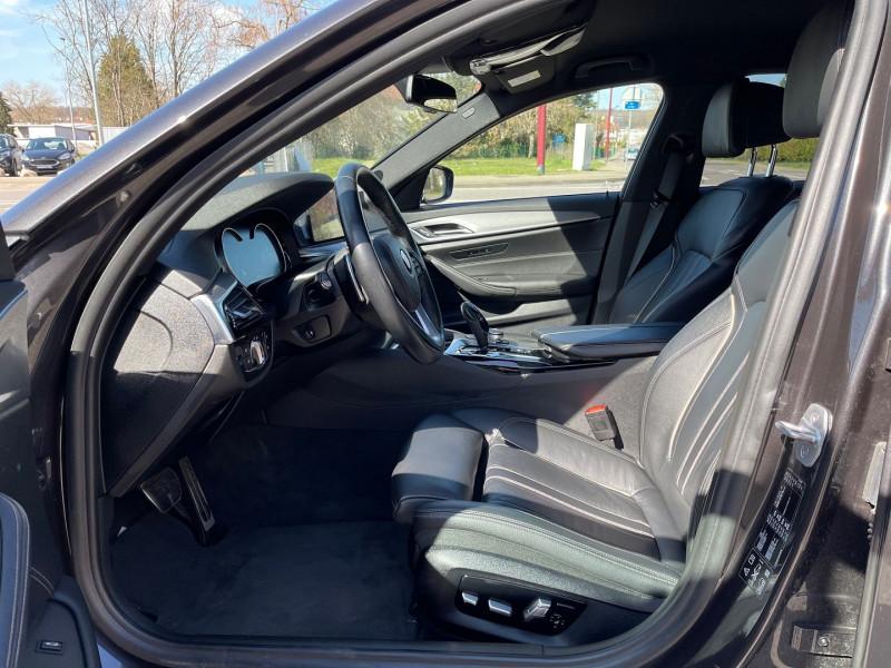 Photo 4 de l'offre de BMW SERIE 5 (G30) 530DA XDRIVE 265CH M SPORT STEPTRONIC à 42990€ chez Autos Shala