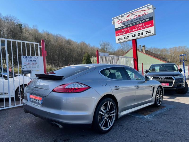 Photo 2 de l'offre de PORSCHE PANAMERA (970) 4S PDK à 59970€ chez Autos Shala